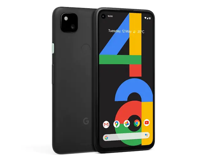 Google Pixel 4a discounted to Rs. 25,999