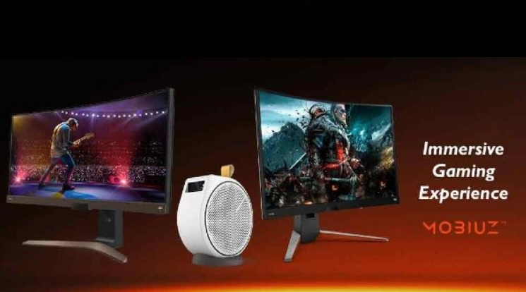 BenQ reveals ten new products with world's first truly wireless projector in India