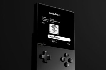 Analogue's Pocket Is Supposed to Be a Vast Database of Retro Handheld Games