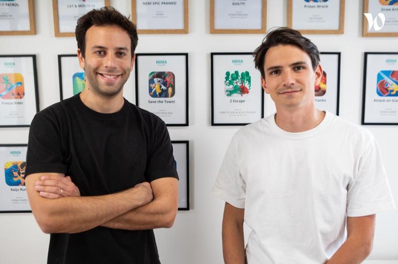 Mobile Gaming Startup Homa Games Raises $50 Million