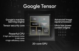 Google Pixel 6 Tensor Chip - Everything you should be knowing