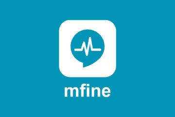 MFine official Logo