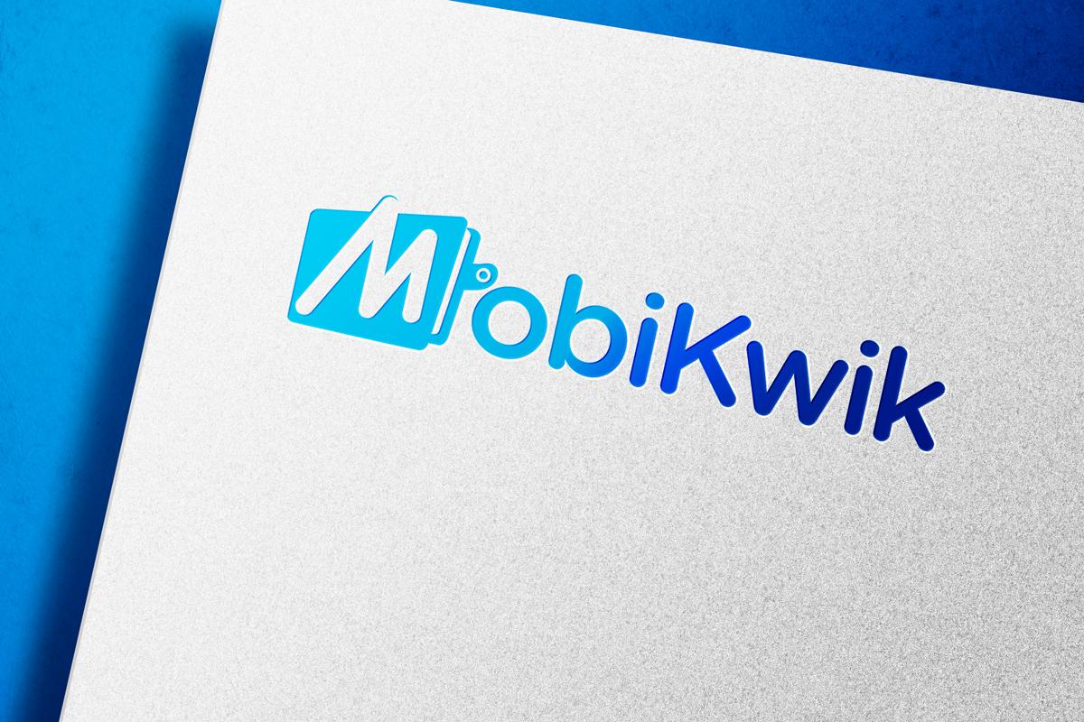 Mobikwik Logo Mockup