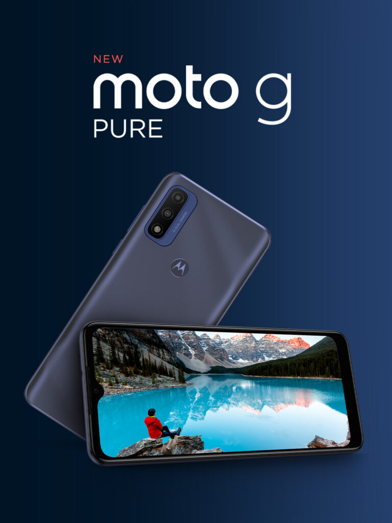 Moto G Pure is all-new $159.99 4G smartphone powered by MediaTek chip