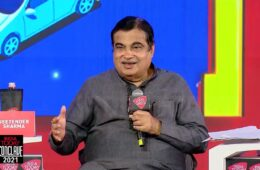 Union Minister Nitin Gadkari addressing India Today Conclave 2021