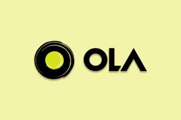 Ola official logo