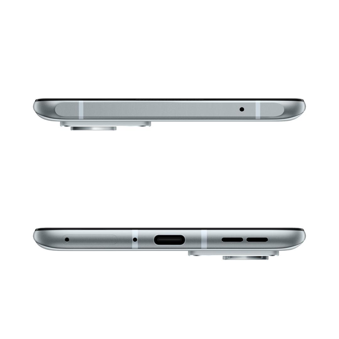 OnePlus 9RT top and bottom usb c port speaker render