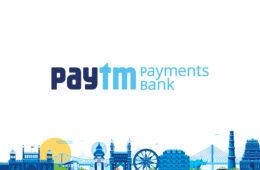 Paytm Payments Bank Logo