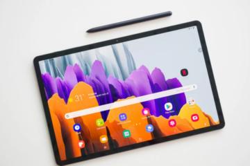 Samsung Galaxy Tab S8 renders leaked online