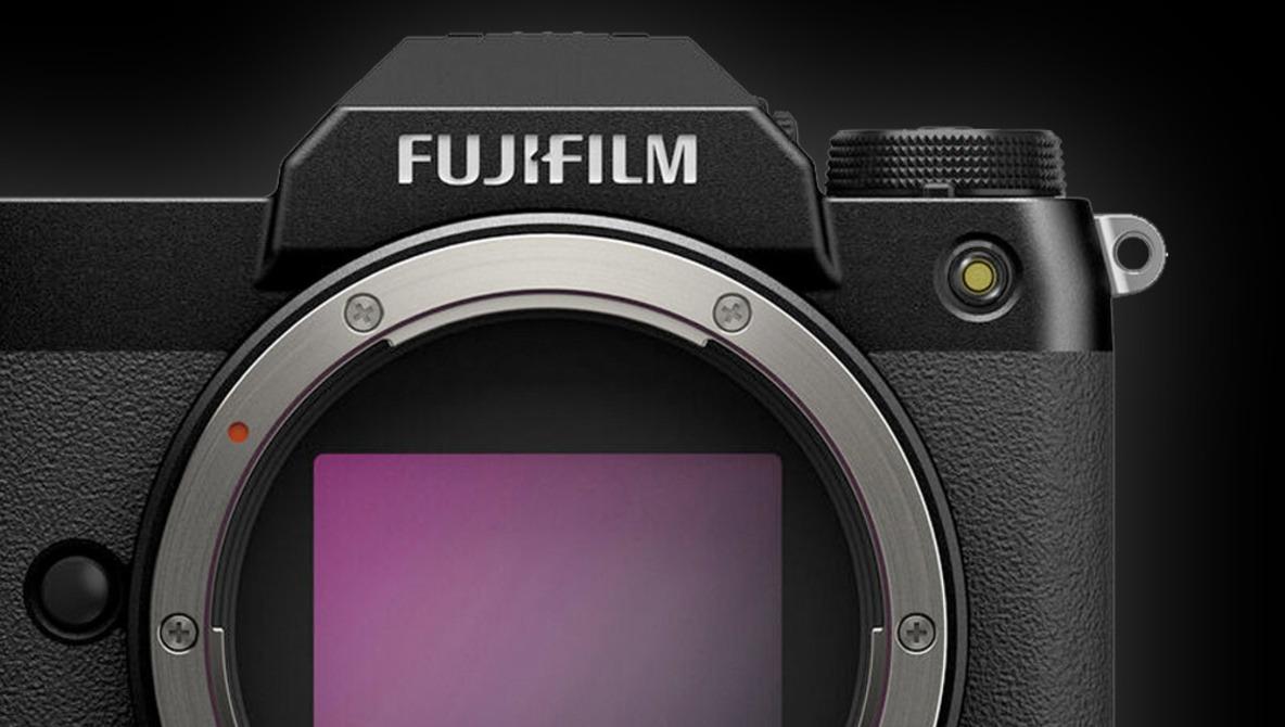 Fujifilm GFX 50S II Mirrorless Camera
