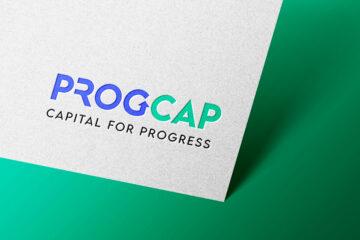 Progcap Logo Mockup