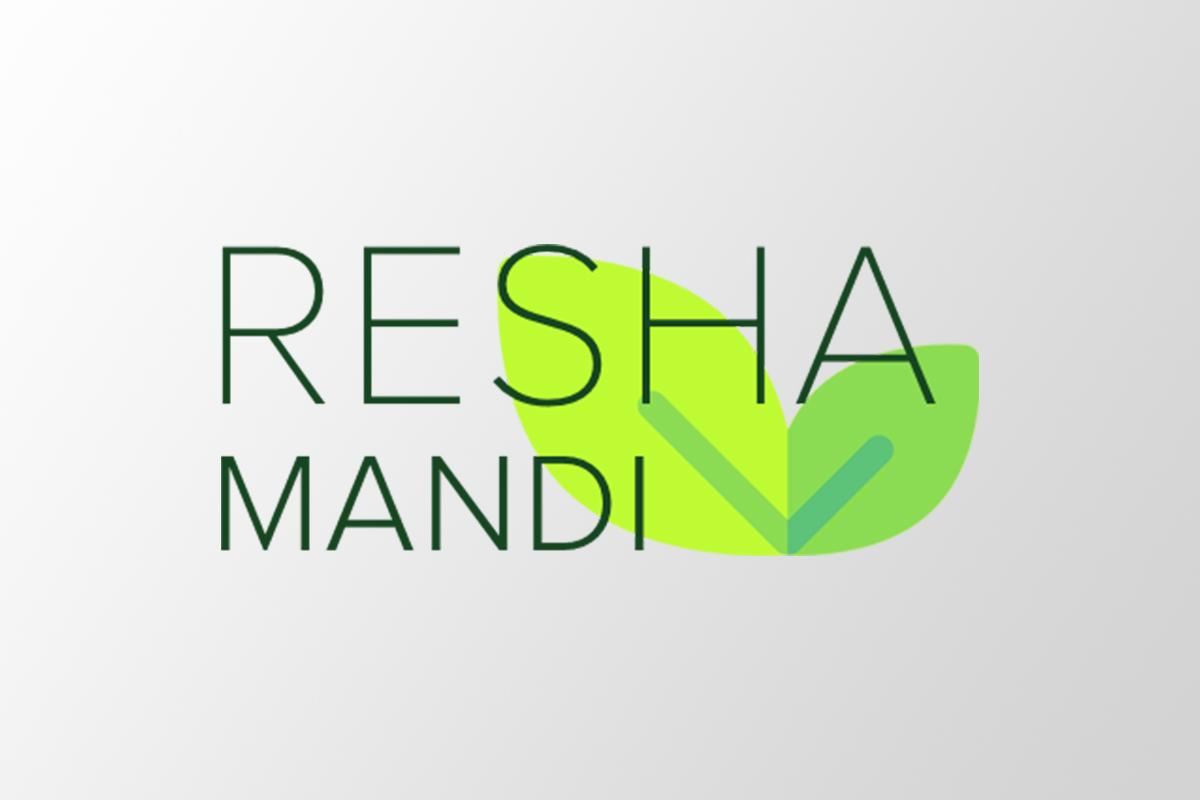 ReshaMandi official logo
