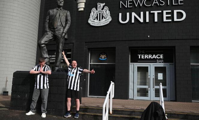 Newcastle acquisition
