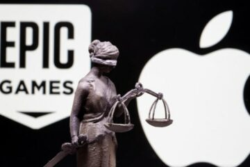 Epic Games V/s Apple Inc.