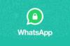 WhatsApp logo with lock