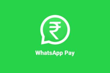 WhatsApp Pay Banner Image