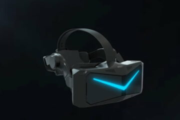 Pimax's 12K QLED VR headset takes VR to next level