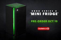 Preorder for Xbox Series X mini fridge to start officially from 19th October for $99.99