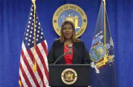New York Attorney General, Letitia James