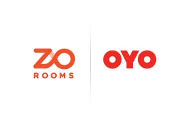 Zostel and OYO logo