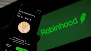 Robinhood said that it would start offering crypto wallets