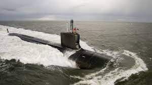 US couple is accused of selling nuclear submarine secrets