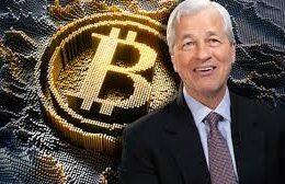 "Jamie Dimon believes Bitcoin is ""Worthless''"