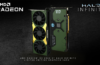 Halo Infinite themed RX 6900 XT