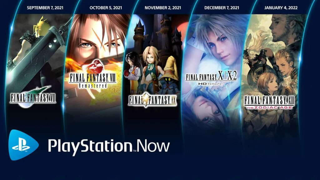 Playstation Now Games For October