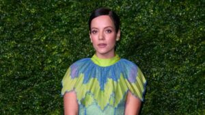 Lily Allen has denied Bitcoin in the past