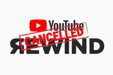 After years of being hated, YouTube cancels Rewind for good