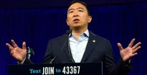 Andrew Yang expresses support for Bitcoin