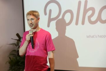 """""""Polkadot"""" founder announces $774 million fund for DeFi"""
