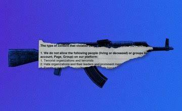 Facebook secret blacklist leaked, containing 10 Indian groups