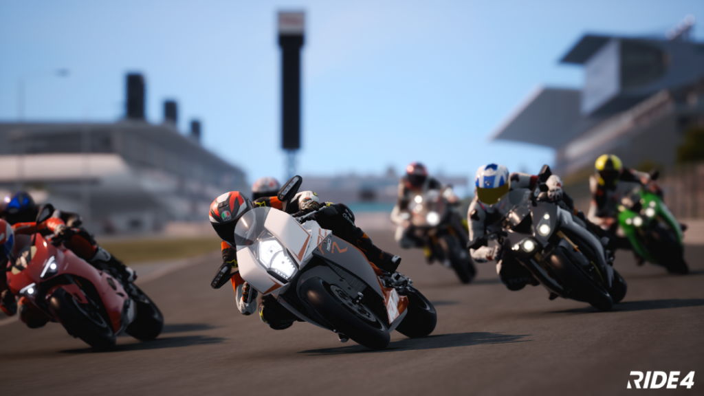 Ride 4 PS5 gameplay