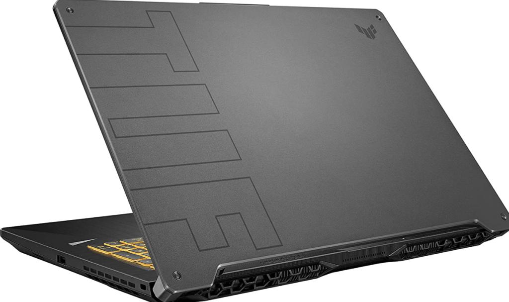 Asus TUF Gaming F15 laptop at Rs. 56,990